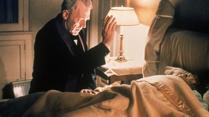 """Escena de """"El Exorcista"""""""
