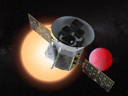 27/01/2021 Mission TESS de recherche d'exoplanètes RECHERCHE POLITIQUE ET TECHNOLOGIE NASA