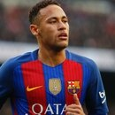 zzzzinte1(FILES) This file photo taken on December 3, 2016 shows Barcelona's Brazilian forward Neymar running on the pitch during the Spanish league football match FC Barcelona vs Real Madrid CF at the Camp Nou stadium in Barcelona. The Spanish court validated on December 20, 2016 the agreement between the prosecution and FC Barcelona to avoid a trial for the signing of Brazilian Neymar in which the club pleads guilty to two tax offenses. The pact reached in June exonerated the president of Barca, Josep Maria Bartomeu, and his predecessor, Sandro Rosell, and imposed a fine on the club of 5.5 million euros for these crimes against the public treasury. / AFP PHOTO / PAU BARRENAzzzz