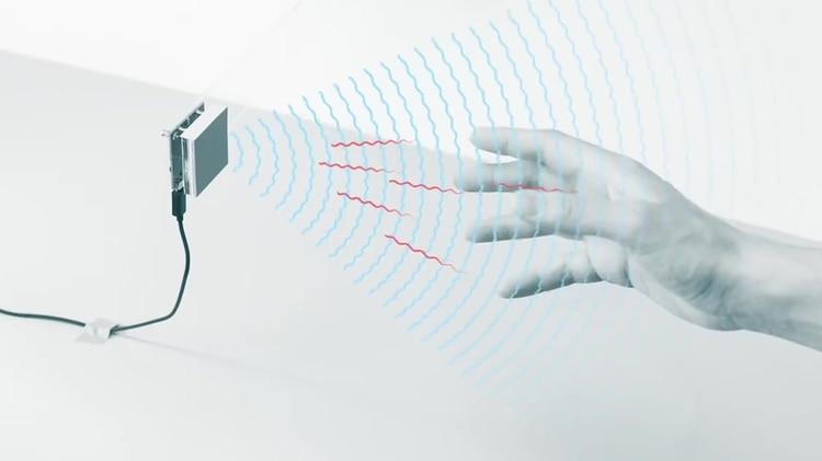 A través de esta tecnología se podrían operar dispositivos a la distancia.