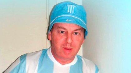 """Adrián """"Pipi"""" Rowek, en foto de sus redes sociales"""