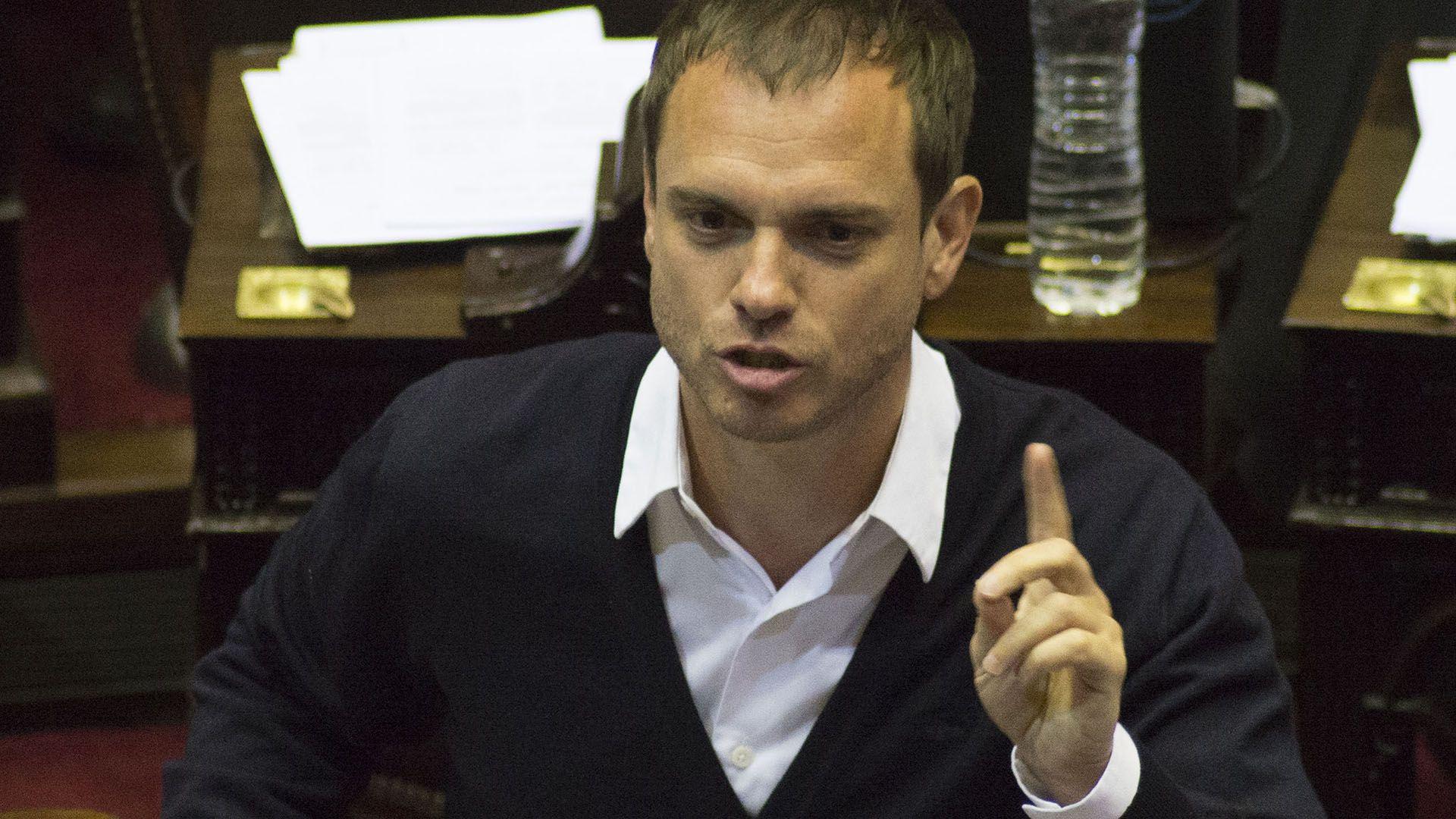 El ex diputado Fernando Sánchez será el primero testigo del año en el juicio oral (NA)