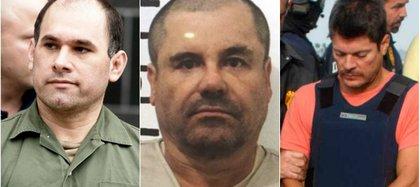 Osiel Cárdenas está preso en Estados Unidos pero la cárcel donde está es un secreto, mientras que de Joaquín Guzmán Loera se sabe hasta cómo es su celda (Foto: Archivo)