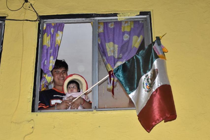 Unidad Kennedy - Cielito Lindo - Independencia México - Homenaje - Médicos