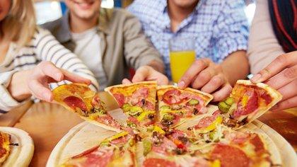 """Los hidratos de carbono, un""""punto débil"""" de la dieta de los argentinos (Shutterstock)"""
