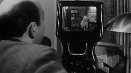 La videollamada y el zoom también fueron intuidas por René Barjavel (Ina.fr)