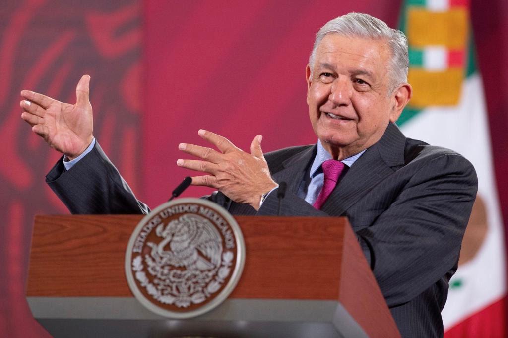 AMLO - ANDRES MANUEL LOPEZ OBRADOR - MEXCO -CONFERENCIA - PRESIDENCIA - 24092020