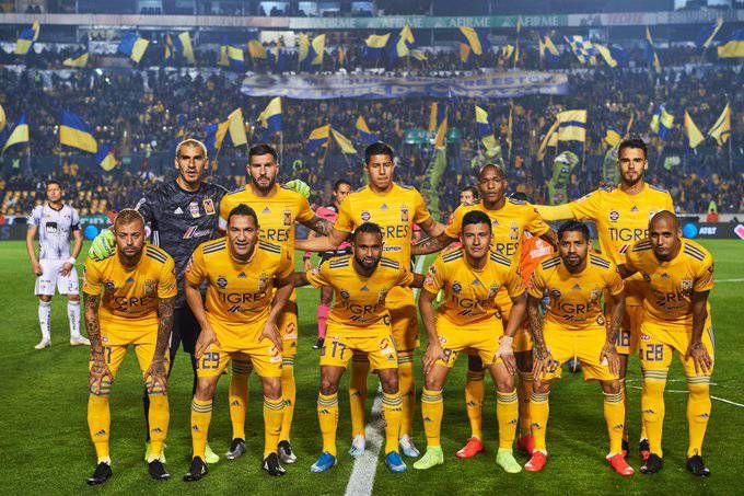 Los Tigres por fin ganaron, luego de un empate y una derrota en el torneo (Foto: Twitter @TigresOficial)
