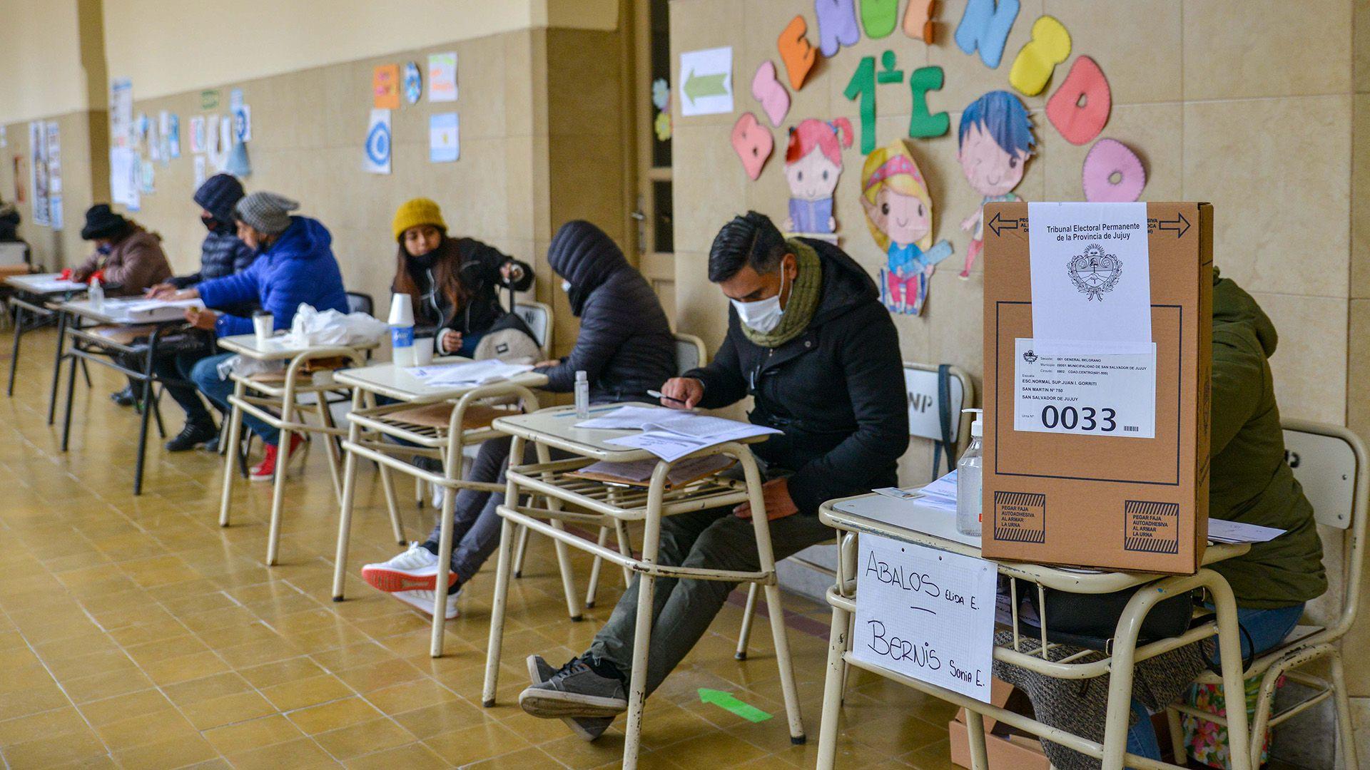 elecciones legislativas en jujuy