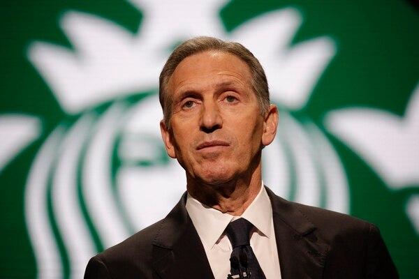 Howard Schultz es elpresidente ejecutivo de Starbucks (Jason Redmond/AFP/Getty Images)