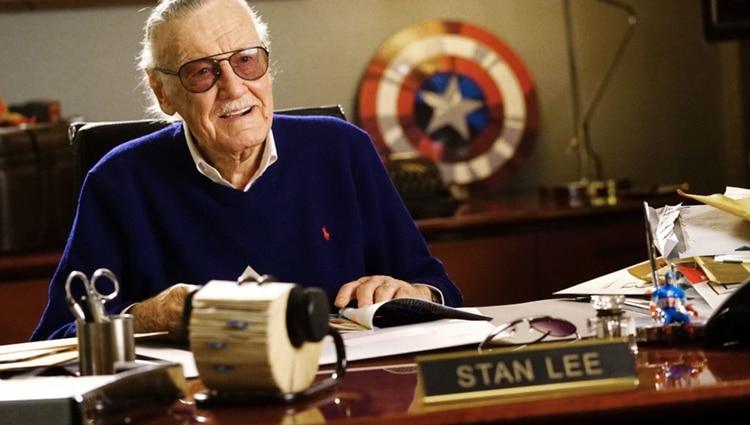 Stan Lee, el legendario creador de Marvel, falleció el 12 de noviembre de 2018