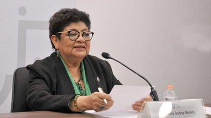 Godoy Ramos anunció que se reabriría el caso del ex dirigente del PRI  (Foto: Twitter@FiscaliaCDMX)