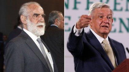 """""""Ya está chocheando"""": así explicó Diego Fernández de Cevallos la salud mental de AMLO ante los rumores de su reelección"""