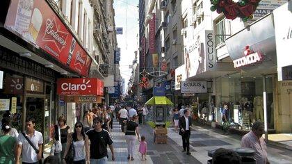La cantidad de locales comerciales sin actividad en la Ciudad de Buenos Aires cayó 15% interanual en el último bimestre de 2019, según la Cámara Argentina de Comercio y Servicios