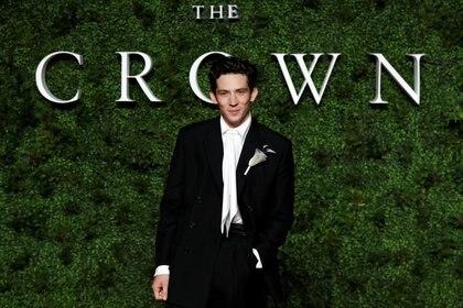 El actor Josh O'Connor interpretó a una versión joven del príncipe Charles (Foto: Reuters)