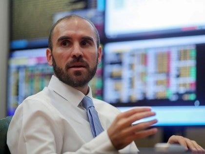 El ministro de Economía, Martín Guzmán, ya no genera confianza entre los inversores