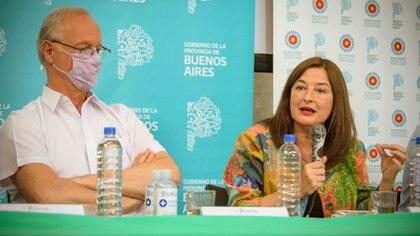 La Ministra de las Mujeres, Políticas de Género y Diversidad Sexual de la Provincia de Buenos Aires, Estela Díaz aseguró que la Guía cambia la subjetividad de las pacientes y de los médicos.