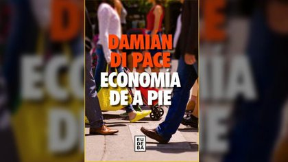 La tapa del nuevo libro: Economía de a pie