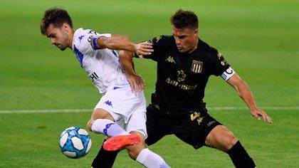 Racing y Vélez se cruzan en el José Amalfitani por los cuartos de final de la Copa de la Liga: hora, TV y formaciones