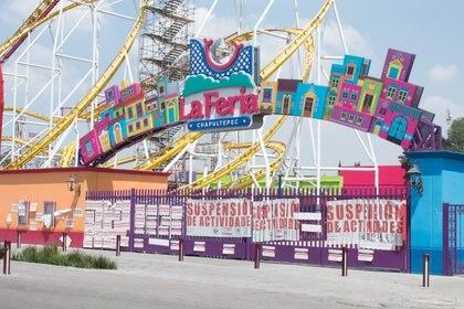 """""""Aztlán"""" es el nombre del proyecto ganador que sustituirá a la Feria de Chapultepec (Foto: MagdalenaMontiel/Cuartoscuro)"""