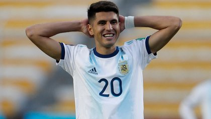 Malas noticias para Scaloni: Exequiel Palacios se perderá la Copa América por una lesión