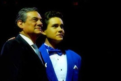 El colombiano Manuel José sigue afirmando ser hijo legítimo del recordado intérprete, aunque se negó a hacerse una prueba de ADN (Foto: Manuel José Instagram)