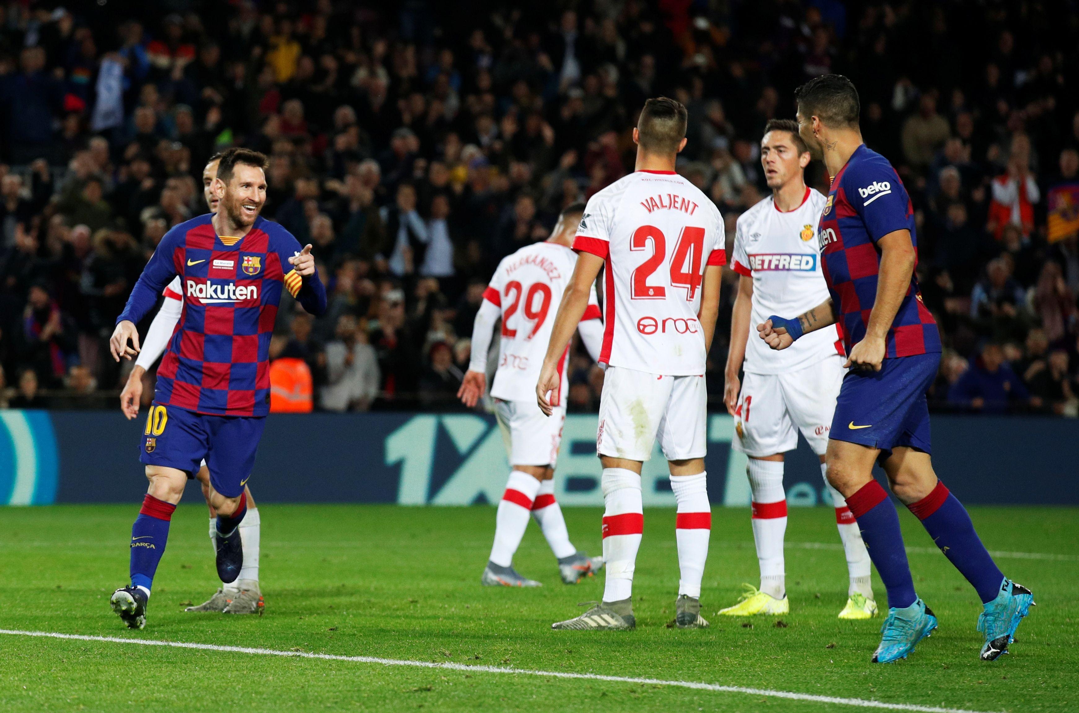 Con la presencia de Lionel Messi, Barcelona vuelve a la acción defendiendo la cima de La Liga: toda la agenda del día  - Infobae