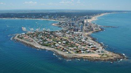 Punta del Este. Foto: Intendencia de Maldonado