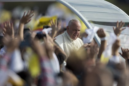 El Papa Francisco (AP Photo/Natacha Pisarenko)