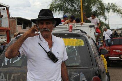 José Manuel Mireles fue otro de los fundadores de los grupos de autodefensa (Foto: archivo)