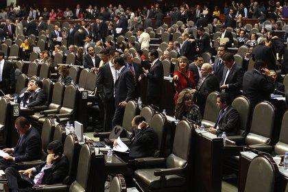 La Cámara de Diputados aprobó limitar a agentes extranjeros en México (Foto: EFE/ Mario Guzmán)