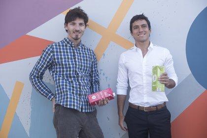 Martín Carro y José Molestina.