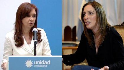 Cristina y María Eugenia