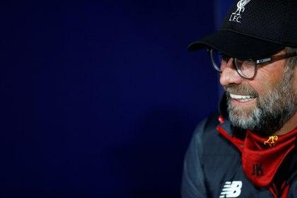 Jürgen Klopp, director técnico del Liverpool (REUTERS/Juan Medina)
