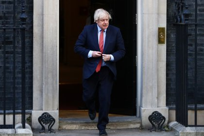 El primer ministro británico, Boris Johnson. Foto: REUTERS/Hannah Mckay
