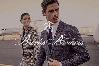 Brooks Brothers, la casa de ropa más antigua de Estados Unidos, fundada en 1818, que vistió a Wall Street y a varios presidentes, solicitó la quiebra.