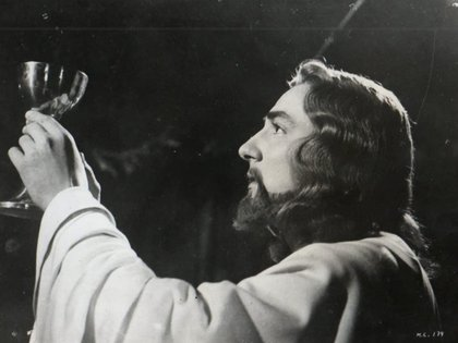 Con su interpretación, Enrique Rambal definió al Cristo más reconocible de la iconografía cinematográfica mexicana (Foto: Archivo)
