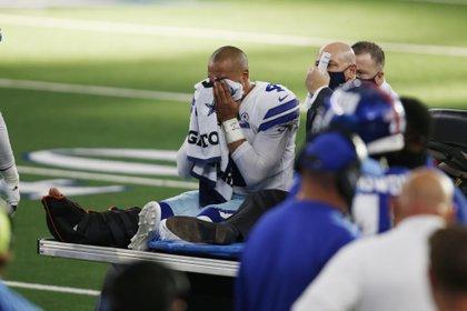 Dak Prescott no llegó a un acuerdo a largo plazo con el equipo texano y no renovó su contrato (Foto: Tim Heitman/ USA TODAY Sports)