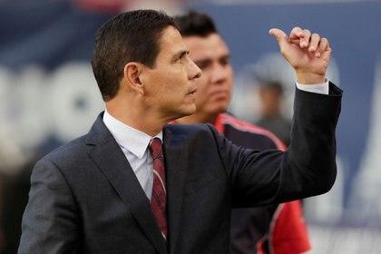Sosa regresará a Necaxa, ahora como sucesor de Vázquez (Foto: Henry Romero/ Reuters)