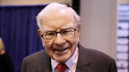 El presidente de Berkshire Hathaway, Warren Buffett
