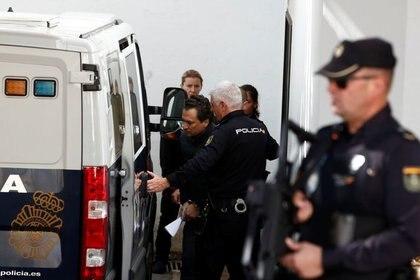 El ex director de Pemex Emilio Lozoya, está acusado de tres delitos en México (REUTERS/Jon Nazca)