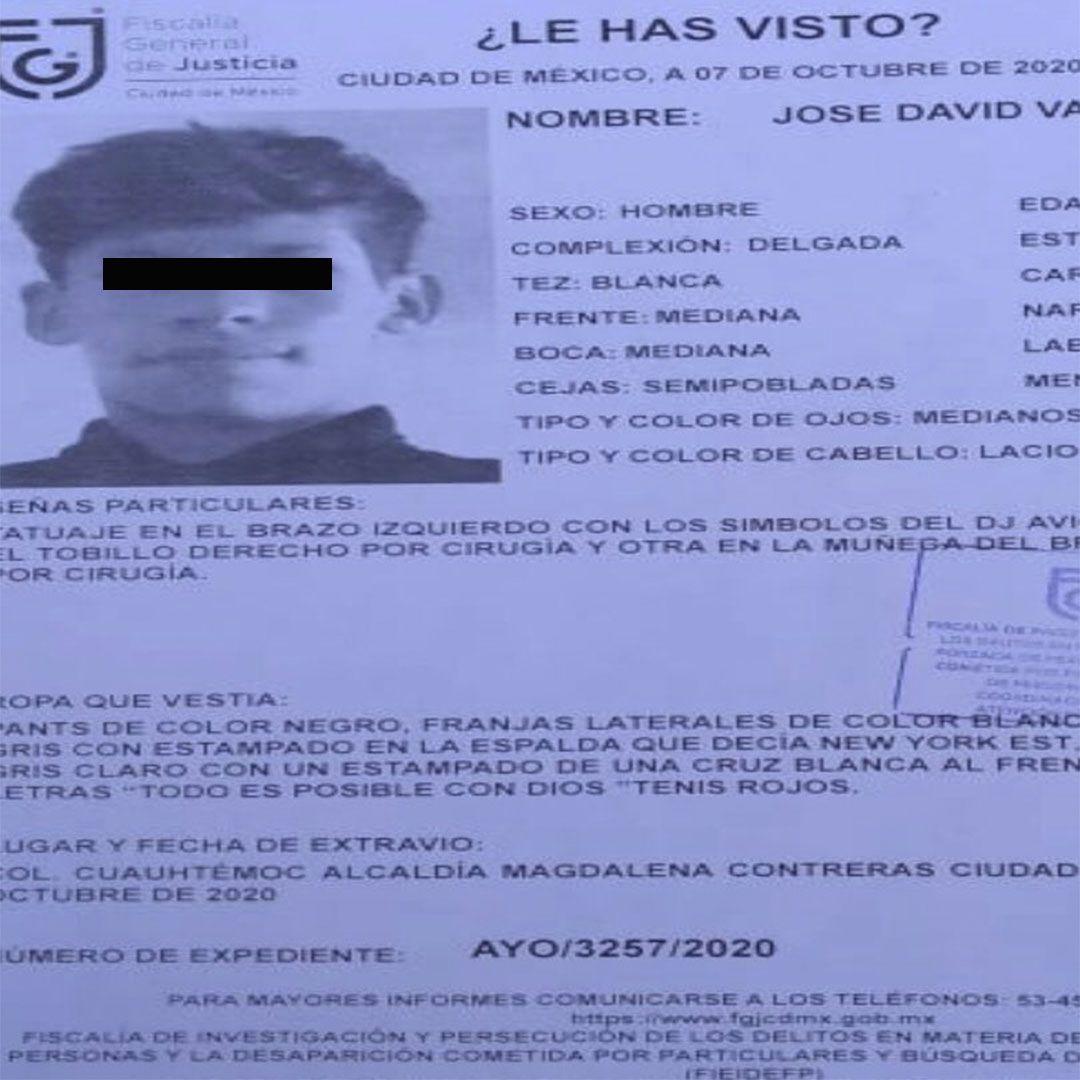 Hallan cuerpo de joven desaparecido (Foto: Twitter@c4jimenez)
