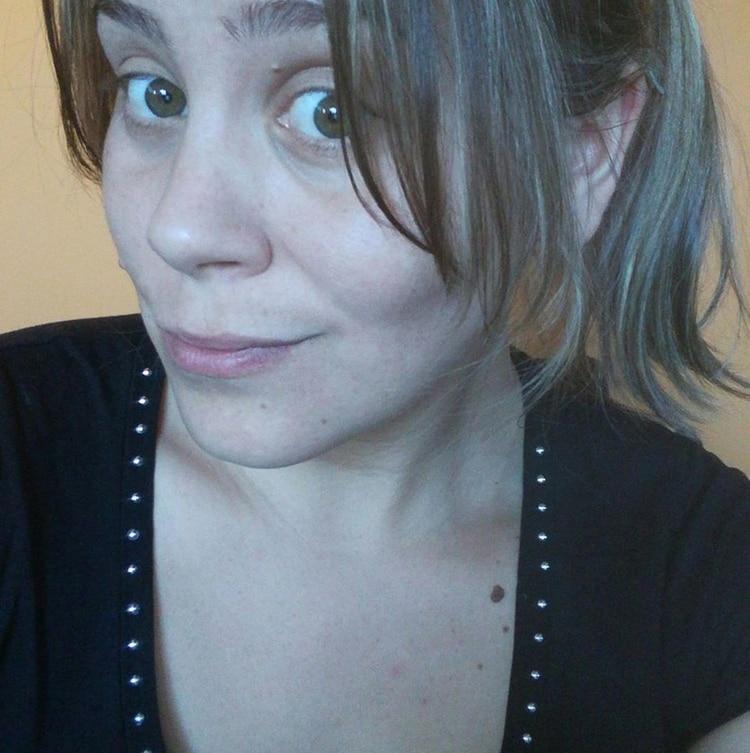 Jesica Minaglia, la docente santacruceña.