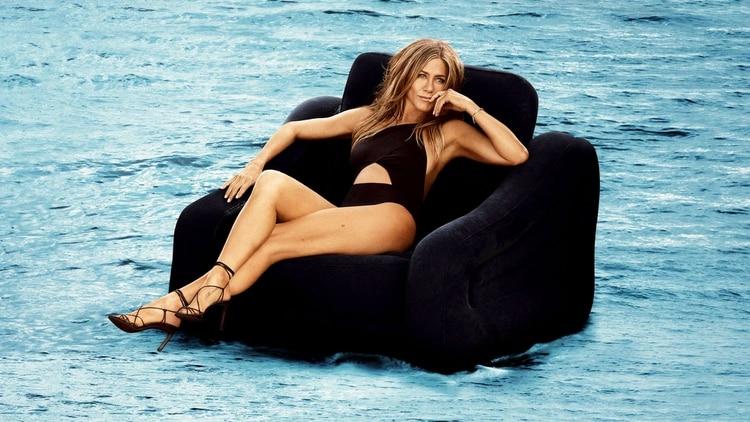 """Año y medio después de divorciarse de Justin Theroux, la actriz sigue soltera: """"No tengo tiempo"""""""