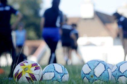 La AFA aún debe decidir si confirma el fichaje de Mara en Villa San Carlos para la segunda parte del torneo (Foto: Lucas Portillo - Prensa Villa San Carlos)