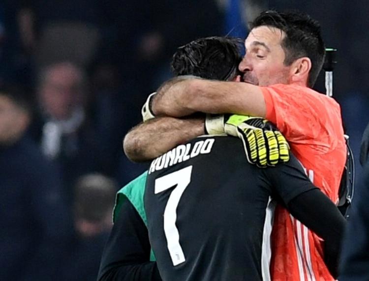 Ronaldo le dio la victoria a la Juventus - REUTERS/Jennifer Lorenzini