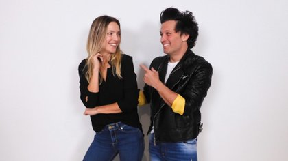 Luisana y Darío Lopilato vuelven a trabajar juntos