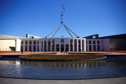 El Parlamento de Australia en Canberra (REUTERS/David Gray/File Photo)