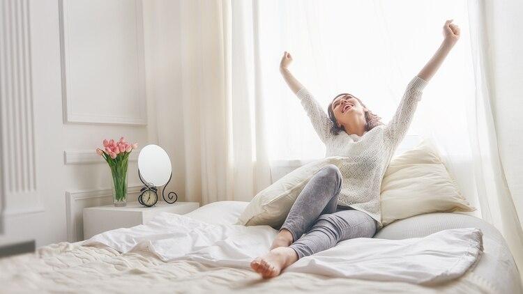 Dormir hace que se regeneren apropiadamente el cuerpo y la mente (iStock)