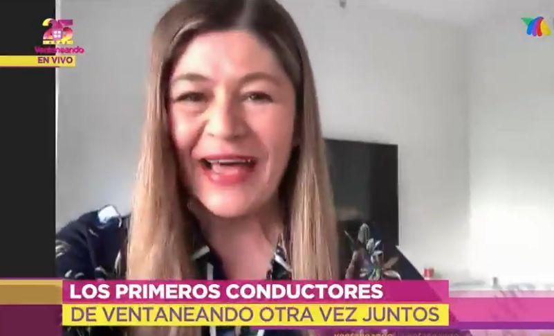 Martha Figueroa y Pati Chapoy en Ventaneando